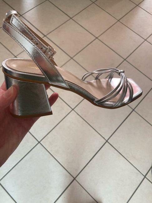 Chaussures de mariages 1