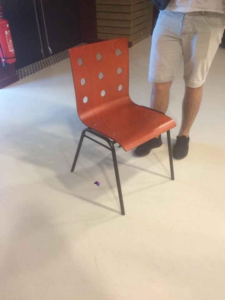 Housse de chaise - 1