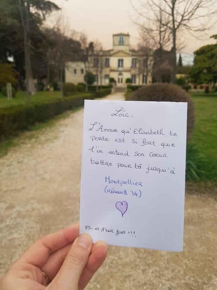 a la recherche de Love Notes - 1