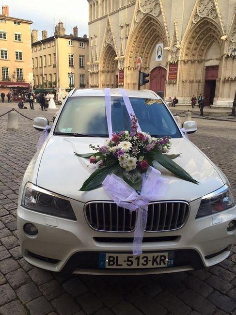 Notre voiture du jour j - Page 2 - Organisation du mariage - Forum ...
