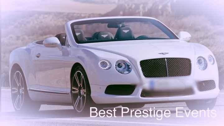 Mon chéri et moi on cherche une location de Bentley gt cabriolet - 1