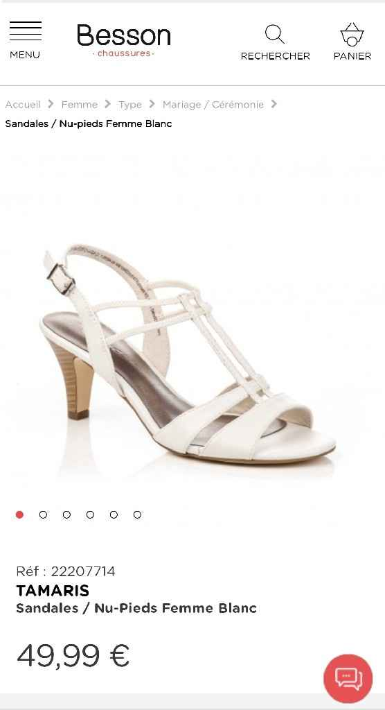 sos chaussures - 1
