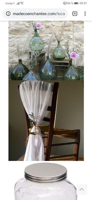 Vos chaises de réception.... - 1