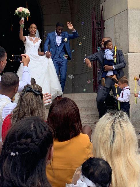 Mariés du 09 juillet 2021 🎉 2