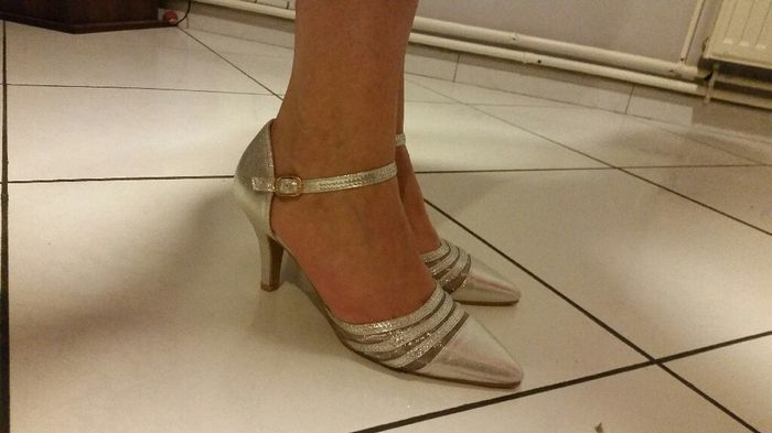 Mes chaussures pour le mariage - 1