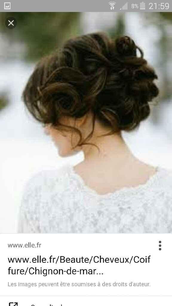 1er essai maquillage et coiffure.  Besoin de vos avis sincères svp - 5