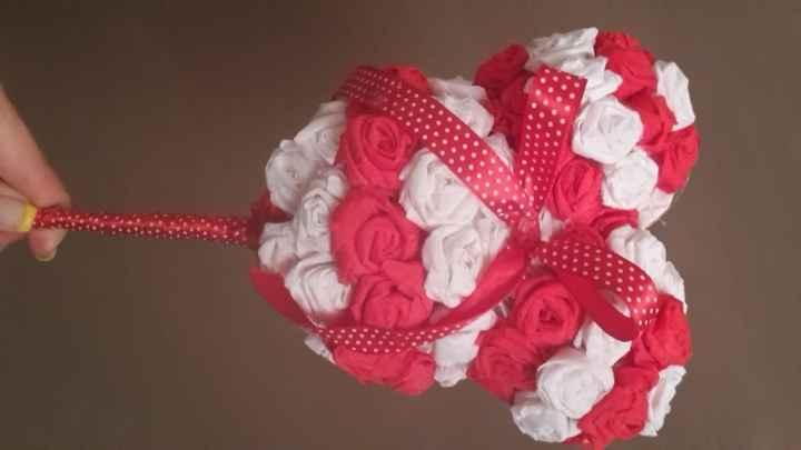 bouquet demoiselle d'honneur thème disney