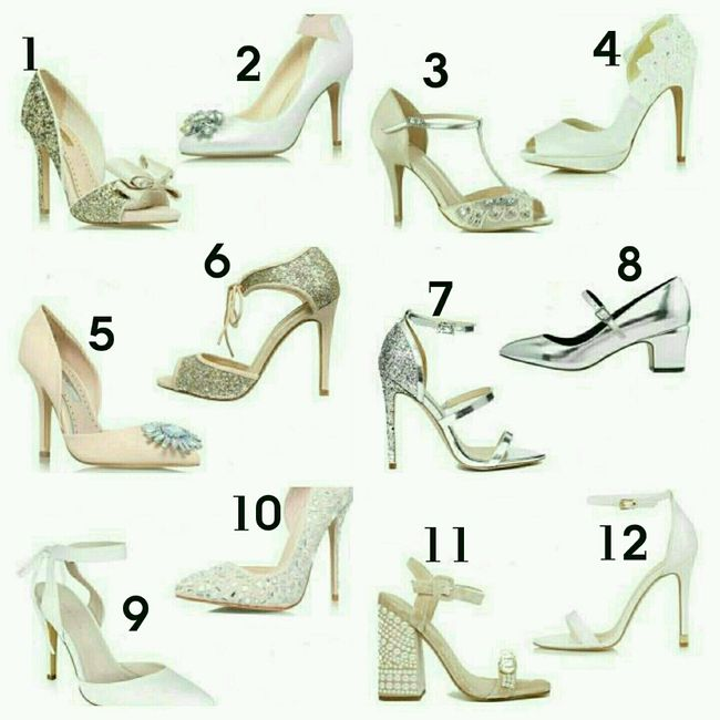 Votre paire de chaussures préférée - 1
