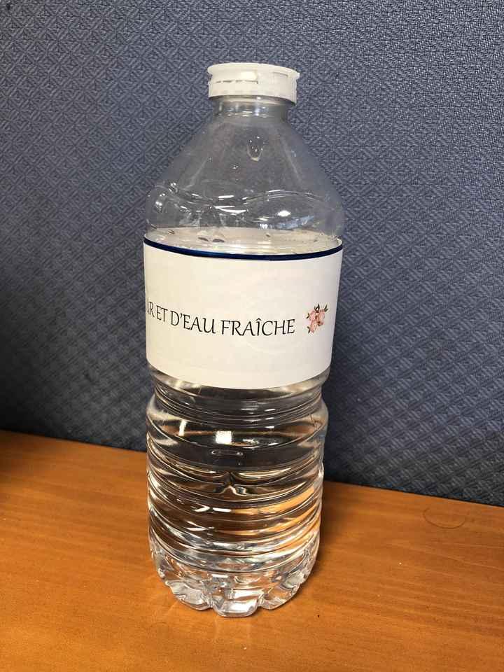 éTiquettes bouteille d'eau wb - 2