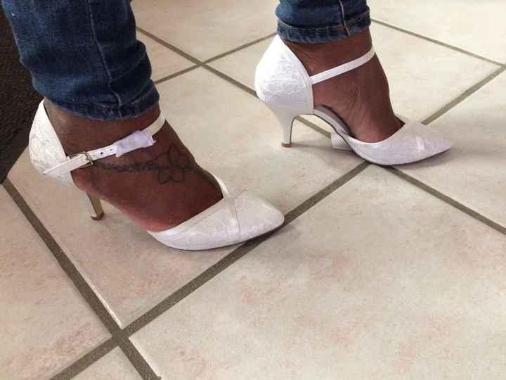 Chaussures trouvées - 2