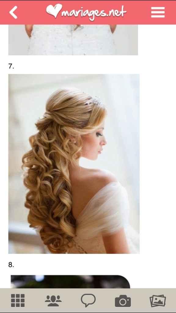 Vos cheveux, attachés ou détachés ? - 2