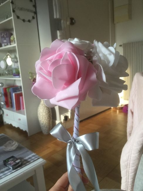 Bouquets du cortège