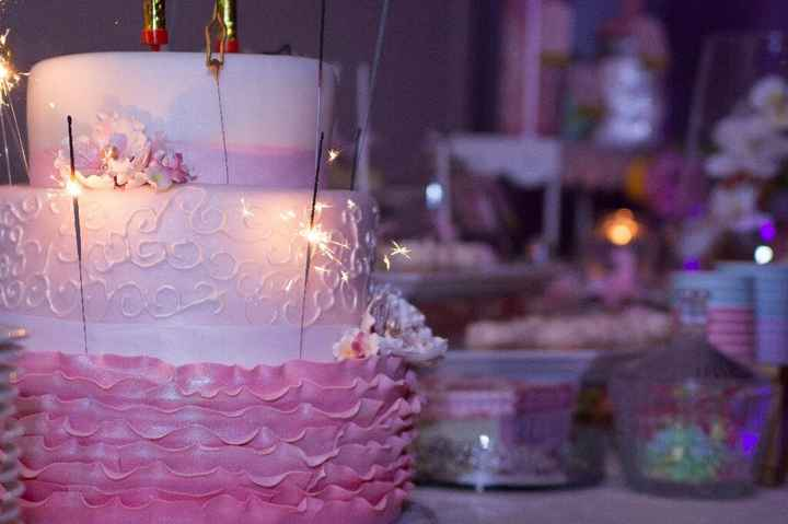 Notre gâteau - 6