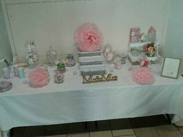 Candy bar/cupackes/ popcakes - 1