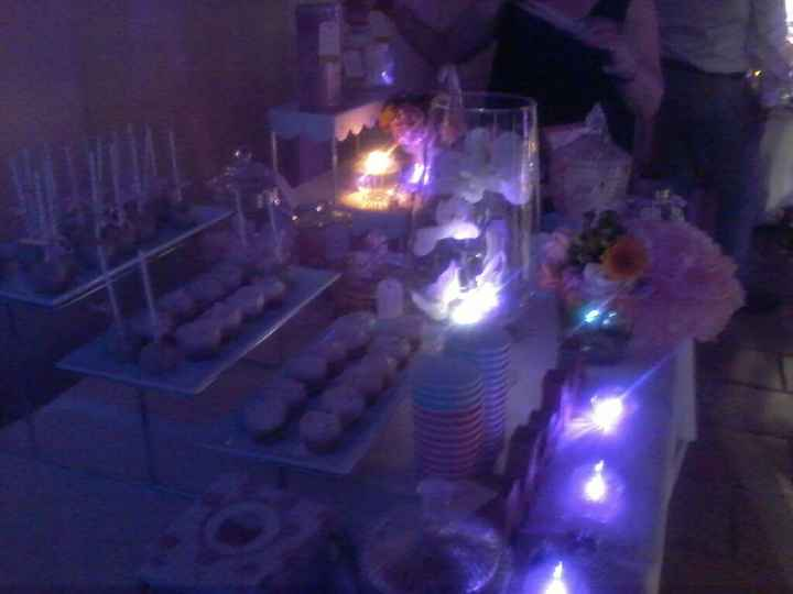 Candy bar/cupackes/ popcakes - 4