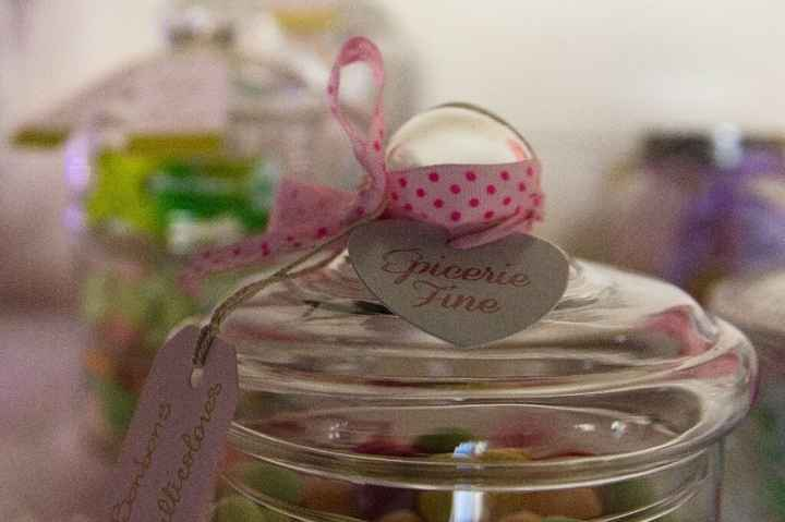 Candy bar/cupackes/ popcakes - 8