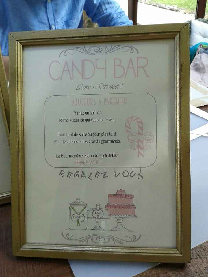 Candy bar/cupackes/ popcakes - 11