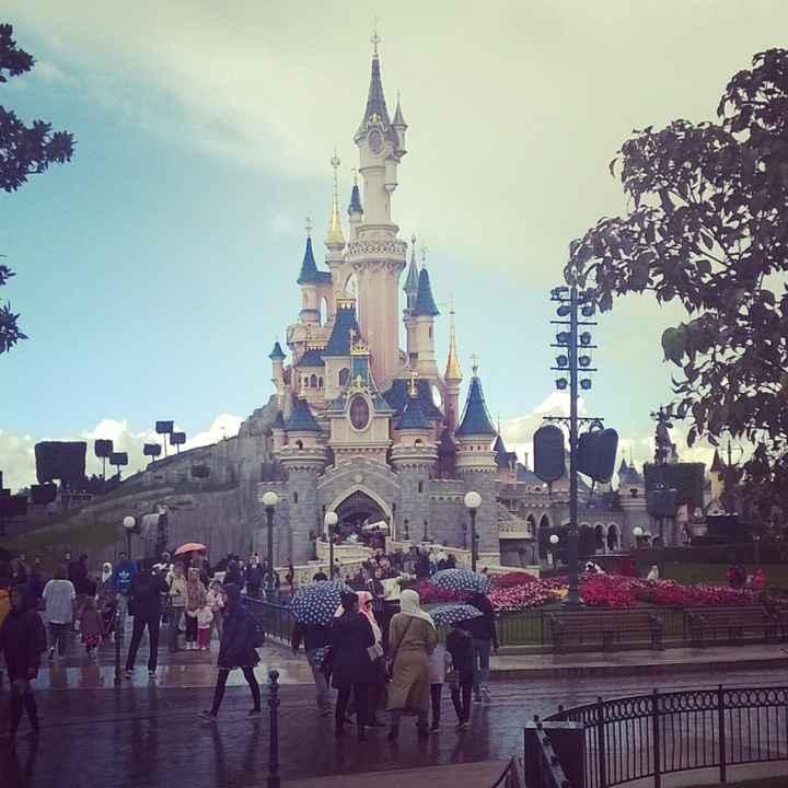 Notre mini VDN à Disneyland
