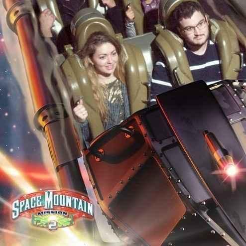 Space mountain 2