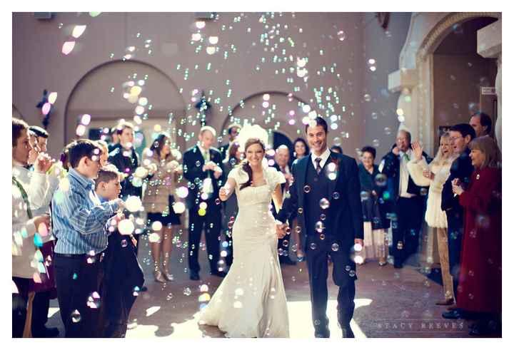 Bubbles pour votre wedding! - 1