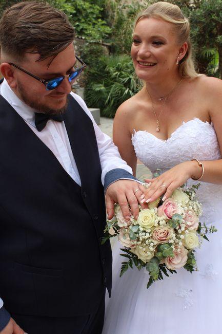 Mariage du 3 juillet 2
