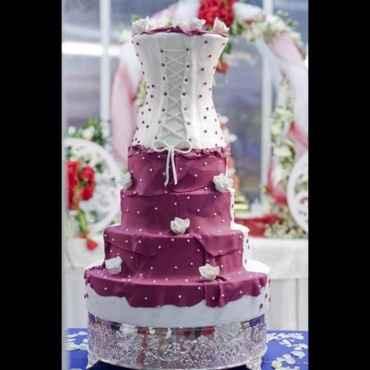 Le duel des wedding cake : thème princesse - 2