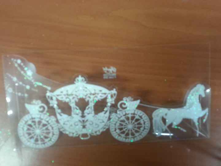 Faire parts thème princesse - 2