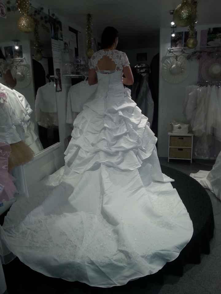 Enfin ma 2eme robe!  - 2