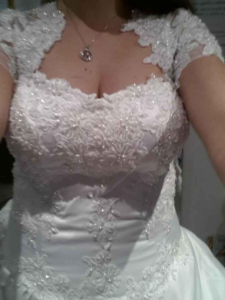 Enfin ma 2eme robe!  - 5