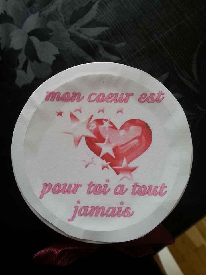 Mon 1er diy spéciale saint valentin - 1