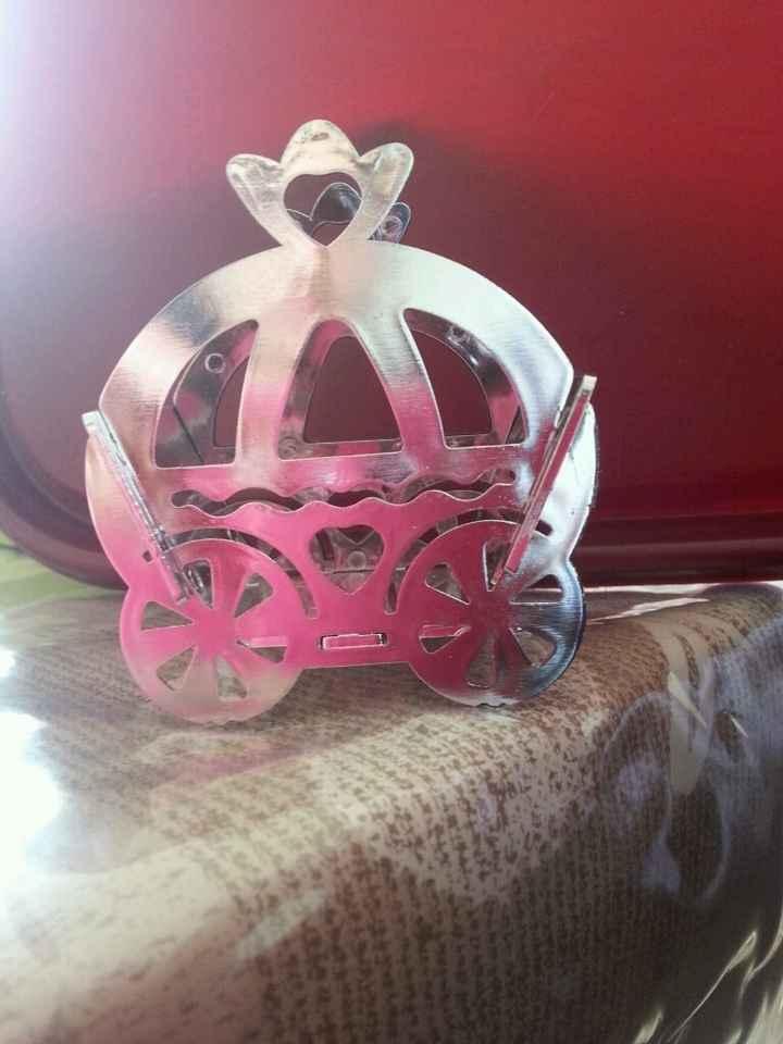 Porte dragée princesse - 1