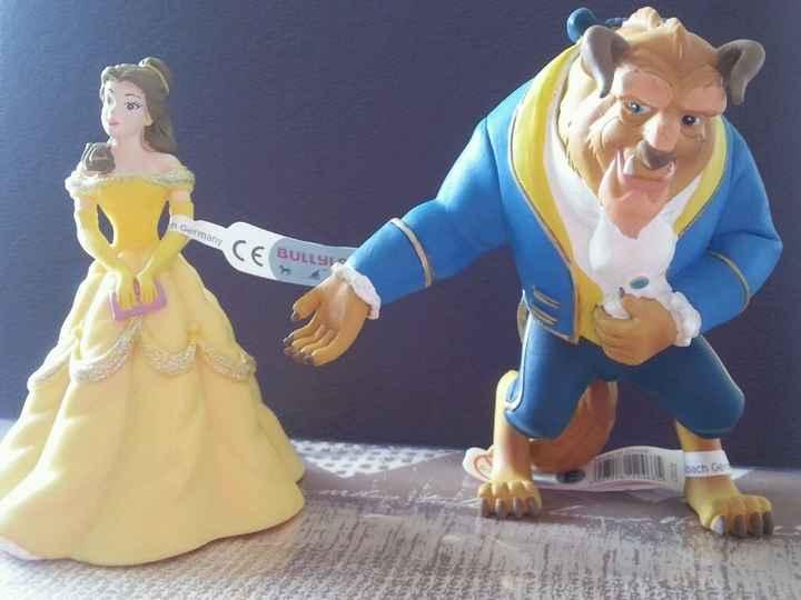 Mes figurines thème princesse - 1