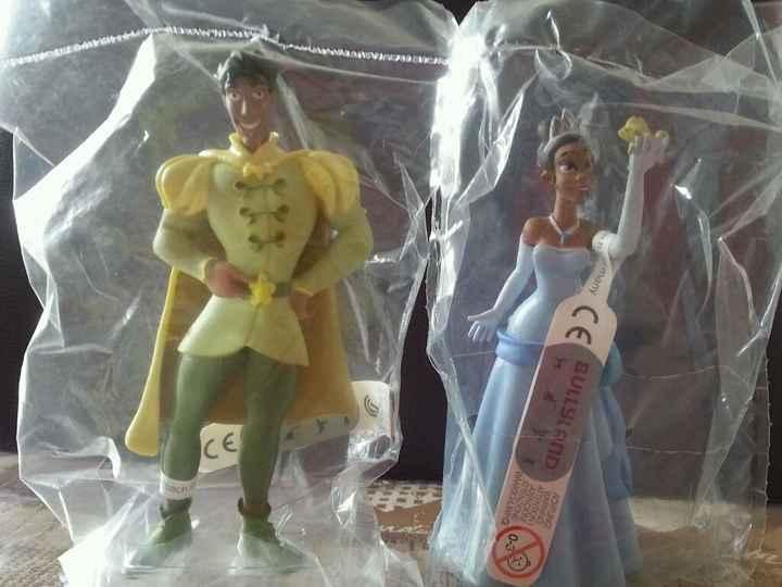 Mes figurines thème princesse - 3