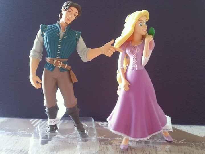 Mes figurines thème princesse - 4