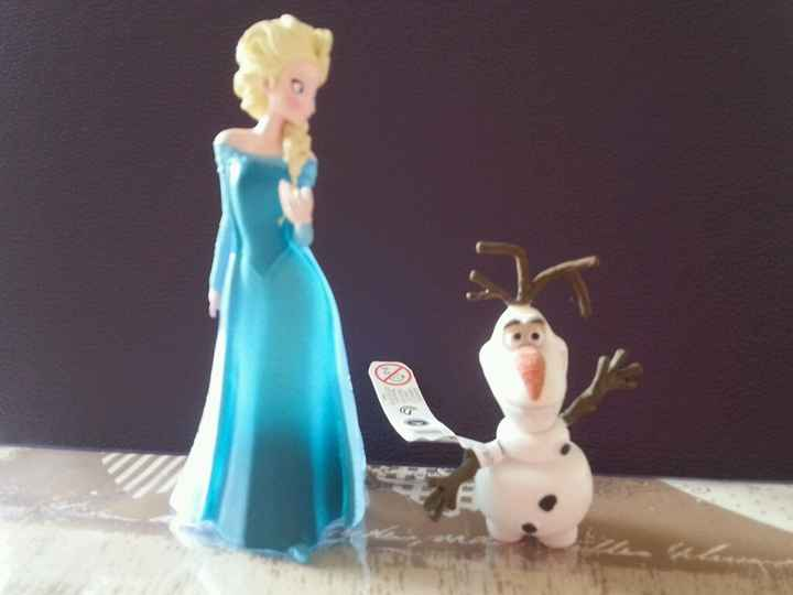 Mes figurines thème princesse - 6