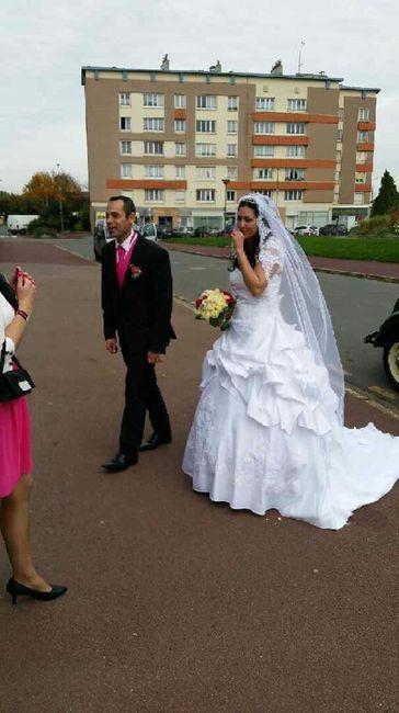 Enfin mariée! - 3