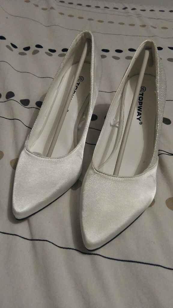 Où avez-vous acheté vos chaussures ? - 2
