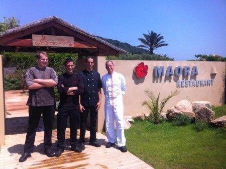 Maora Beach Hotel