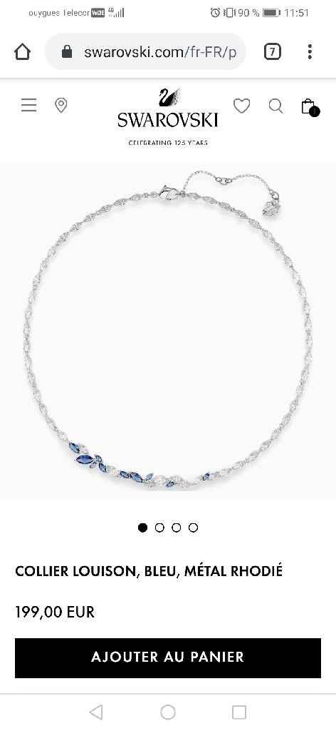 Vous validez ce collier ou pas ? - 1