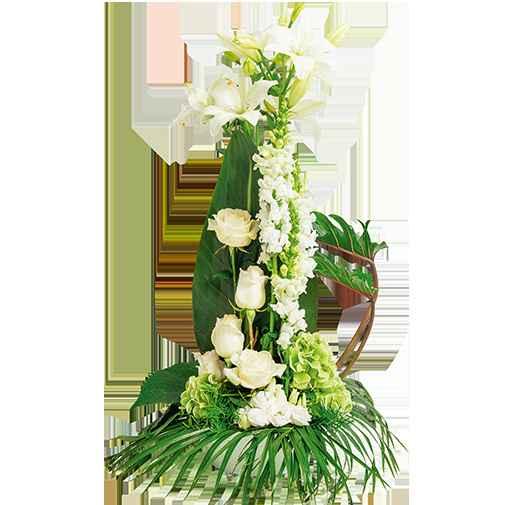 Besoin d'aide Composition florale - 1
