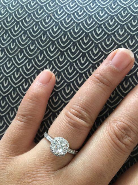 Partage ta bague de fiançailles !! 💍 😍 12