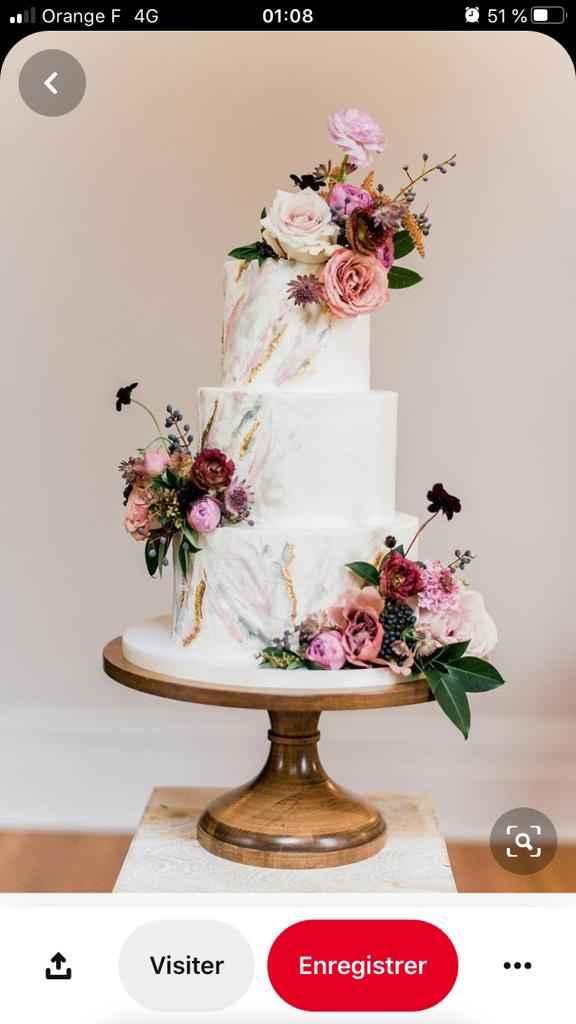 Déco ou nego ? Gâteau - 1