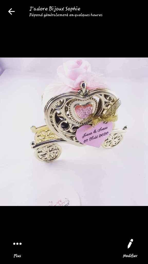 Ton cadeau d'invités de princesse 🎁 - 1