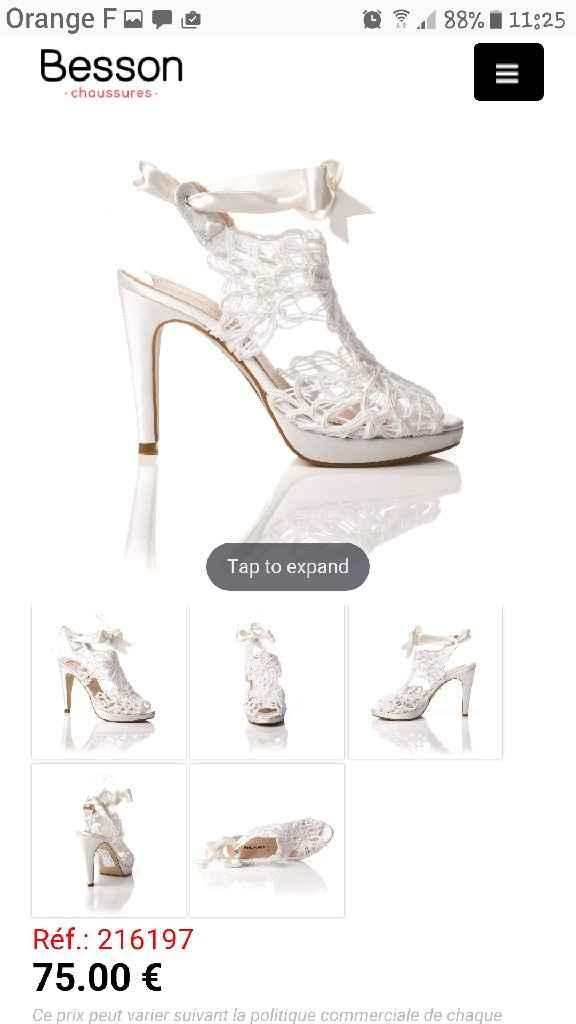 Chaussure - 1