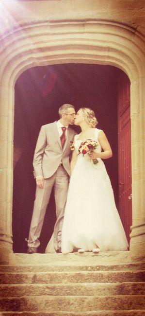 Nous voilà mari et femme!! - 1