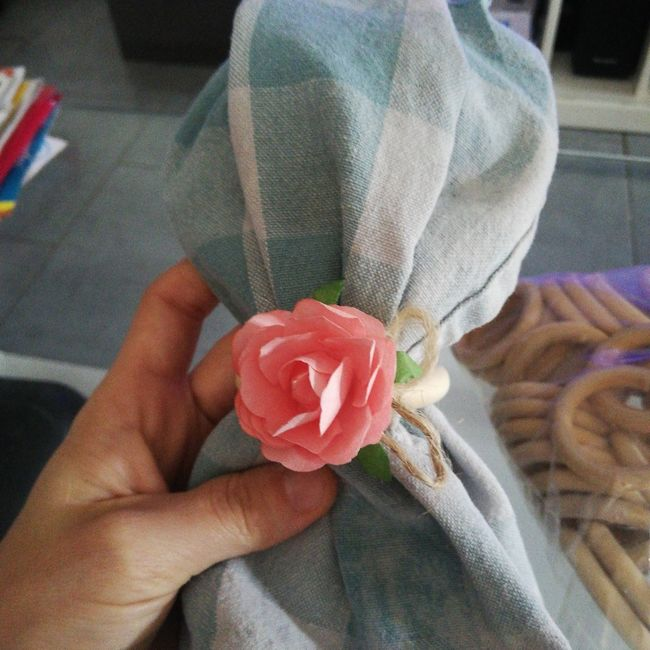 Rond de serviette - 2