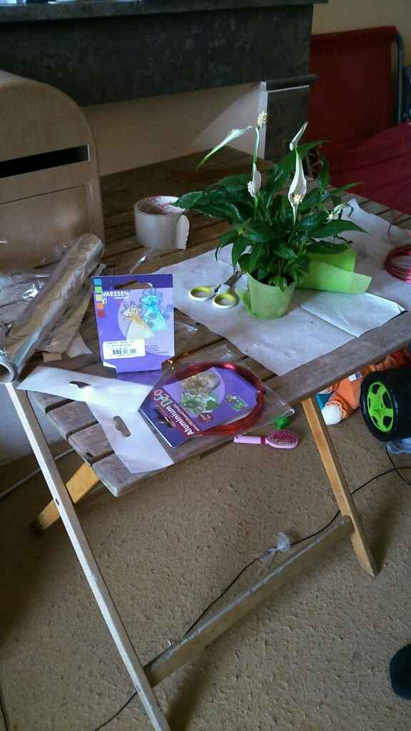 L'activité créative commence - 2