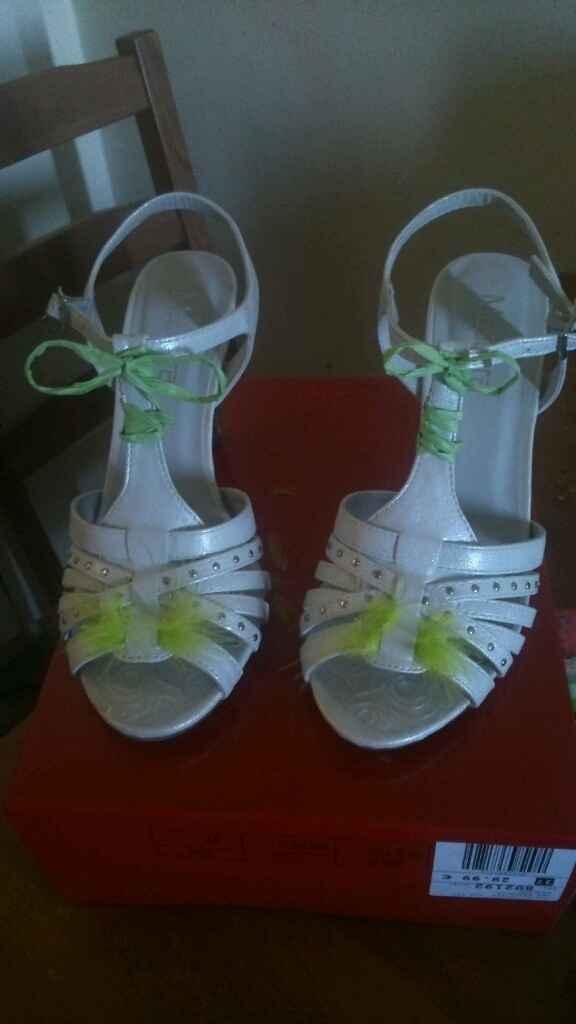 Custumiser mais chaussures - 2