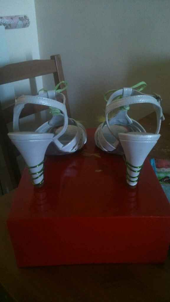 Custumiser mais chaussures - 3