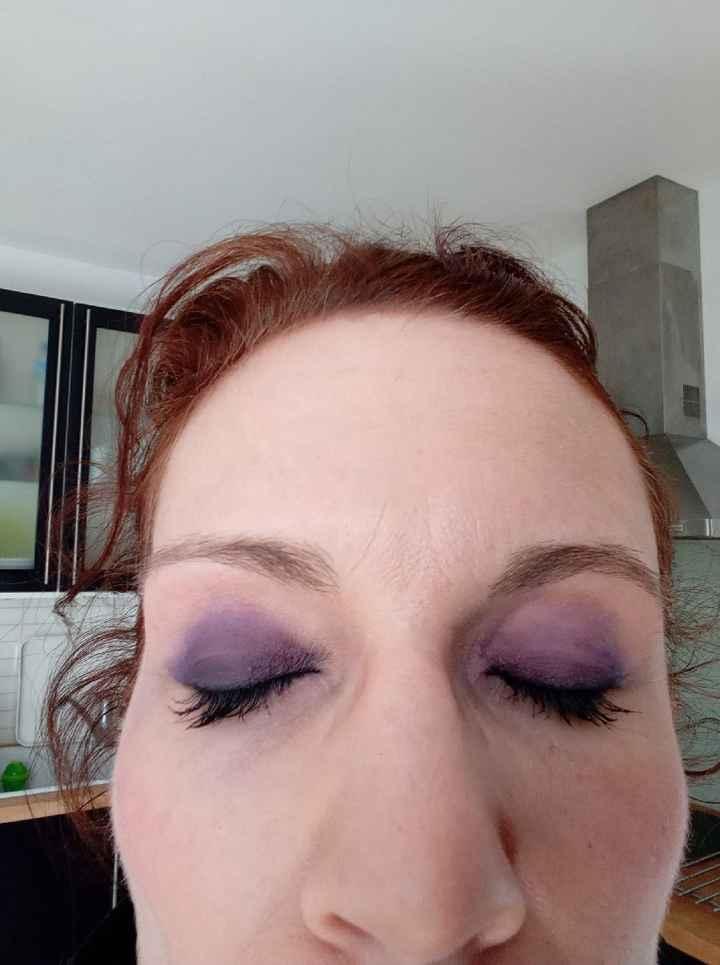 2Ieme essai maquillage - 2